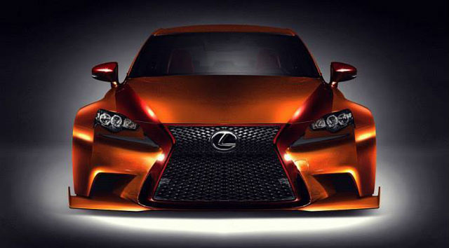Lexus IS Widebody by EST Styling