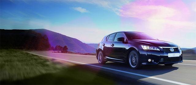 Lexus CT 200h 2014 2016