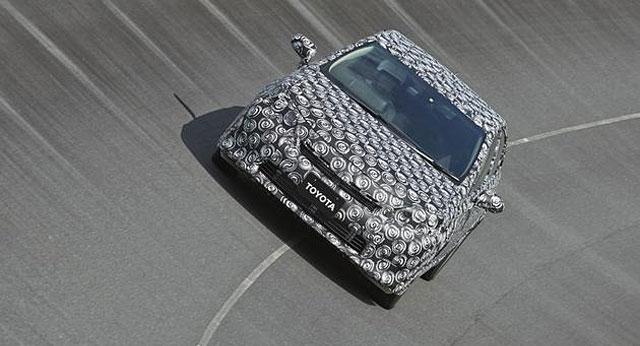 Lexus HS 250h Fuel Cell Vehicle