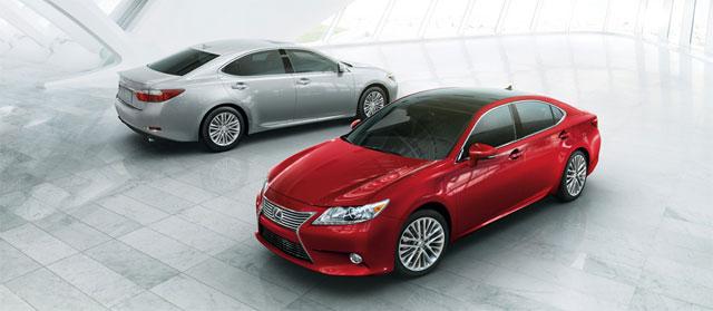 Lexus ES 1.5m Milestone