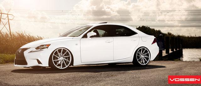 2014 Lexus IS F SPORT Vossen CVT