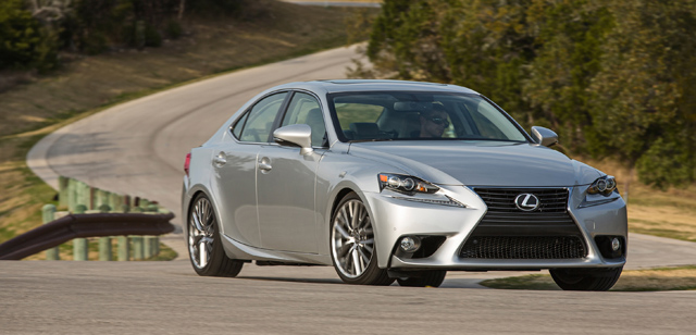 Lexus IS 250 2014 Consumer Reports