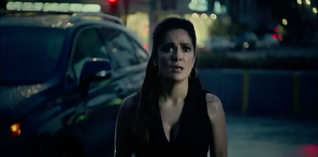 Lexus RX Salma Hayek