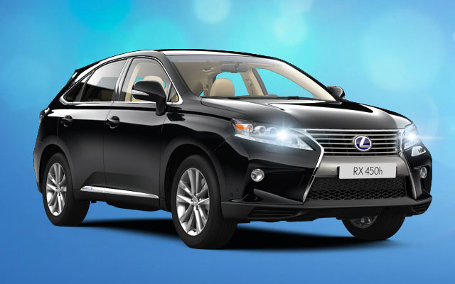 Lexus RX Special