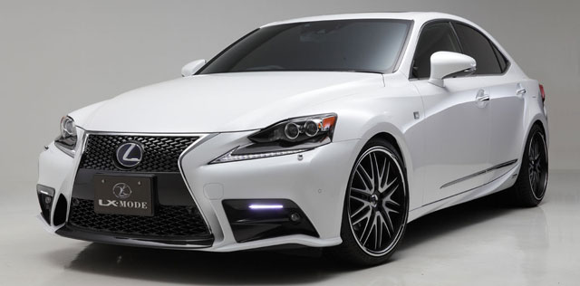 LX Mode Body Kit for Lexus IS