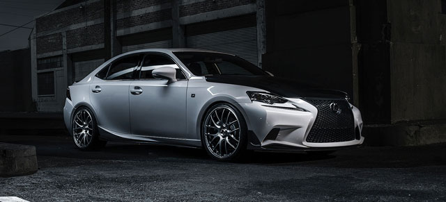 Lexus IS F SPORT by Seibon Carbon