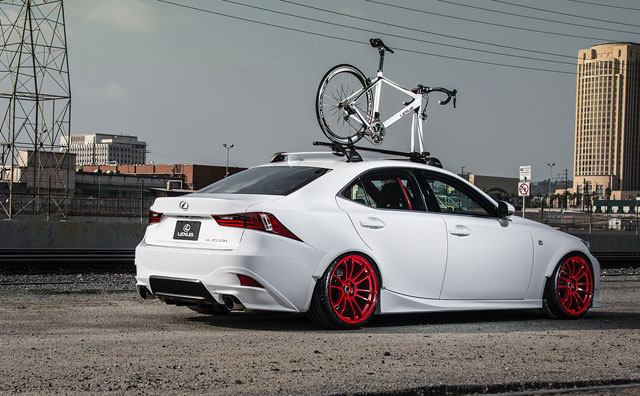 Lexus IS AWD by Gordon Ting