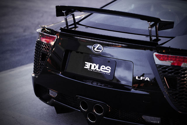 Lexus LFA by Endles Automotive