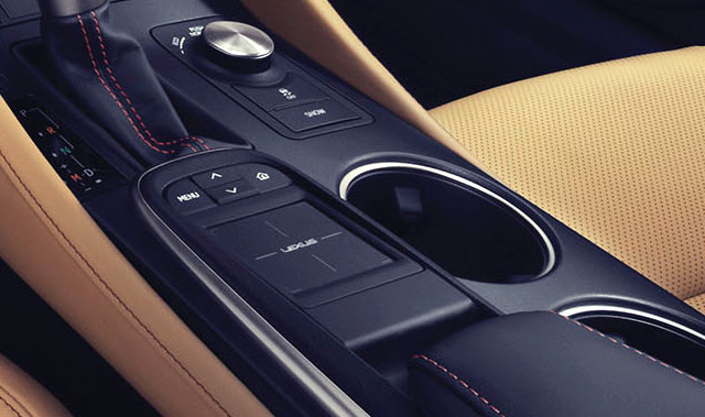 Lexus Rc Remote Touch Controller