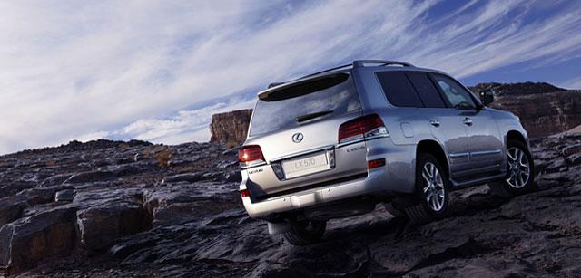 Lexus LX Diesel