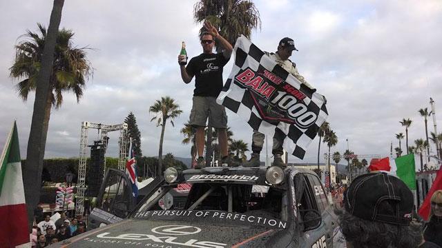 Lexus LX JTGrey Winner Baja