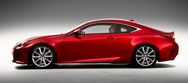 Lexus RC 500 F