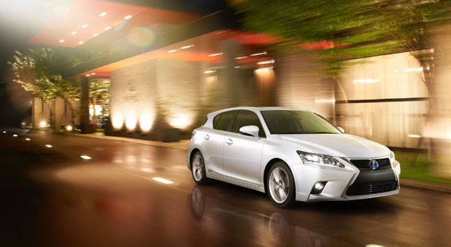 2014 Lexus CT 200h Dynamic