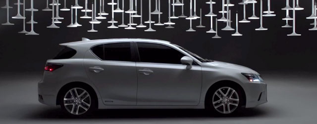 Lexus CT 200h 2014 Video