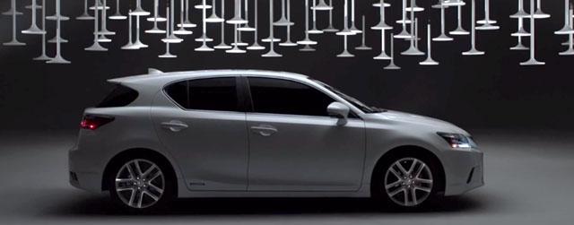 Lexus CT 200h 2014 Video