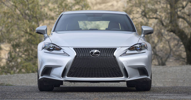 Lexus IS AJAC Winner