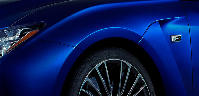 Lexus RC F 460 Horsepower