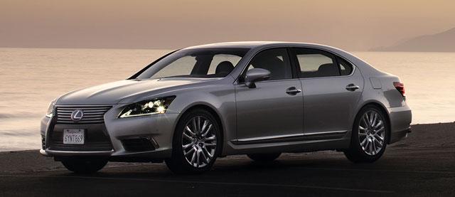 Lexus LS Feature in Beyond Magazine