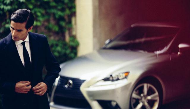 Lexus: The Line