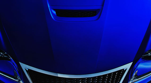 Lexus RC F Crop
