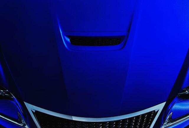 Lexus RC Coupe Teaser Image