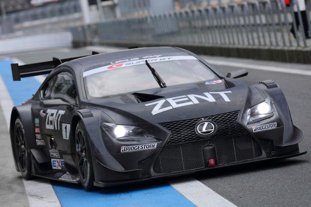 Lexus RC GT500 ZENT CERUMO