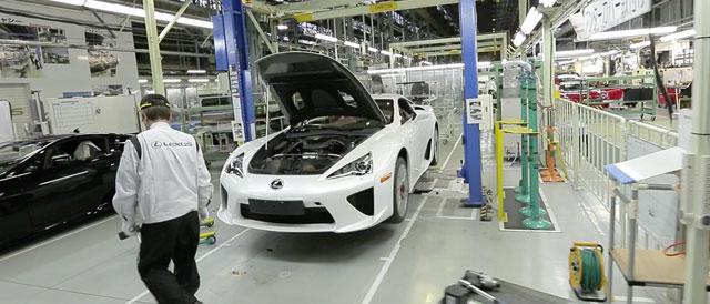 Lexus LFA Works