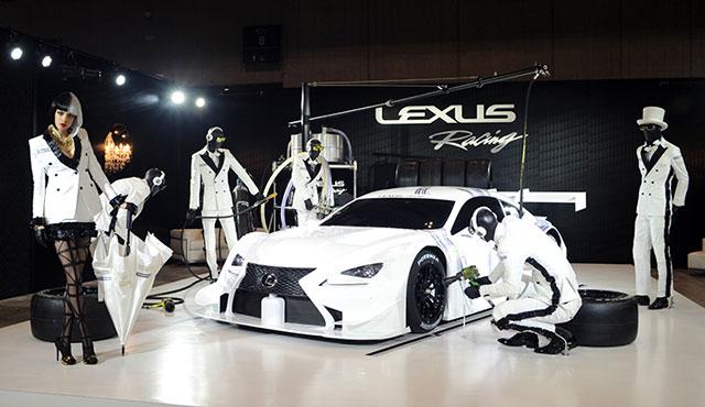 Lexus RC F GT500 Coupe