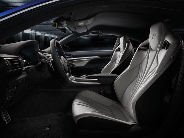 Lexus RC F Full