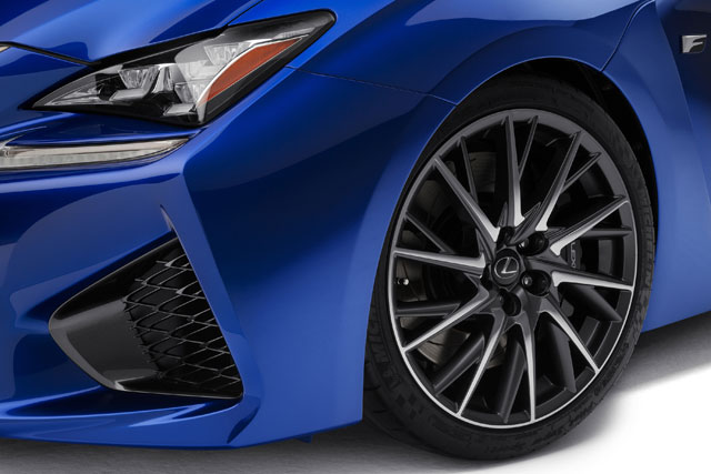 Lexus RC F Wheel