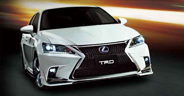 Lexus CT 200h TRD Package