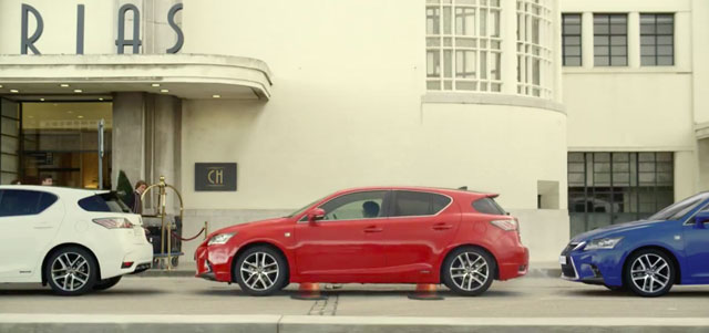 Lexus CT 200h Japan Commercial
