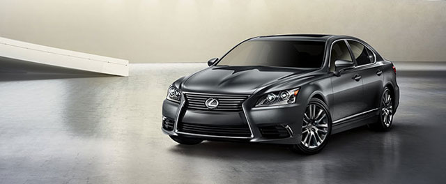 Lexus LS Loyalty Awards