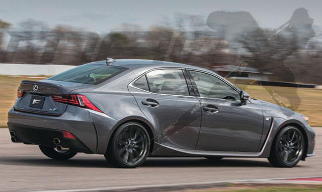 Next Generation Lexus Is F Planned Lexus Enthusiast