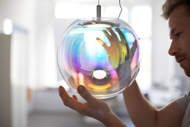 Lexus Design Award Lamp