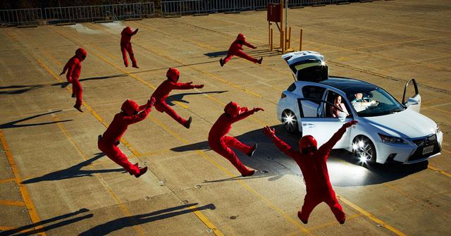 Lexus CT Trick 1