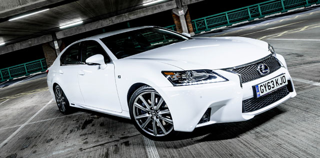 Lexus GS CAR Magazine