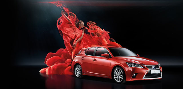 Lexus CT Commercials