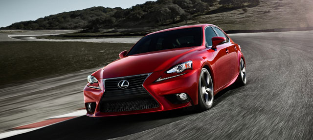 Lexus IS World Car of the Year