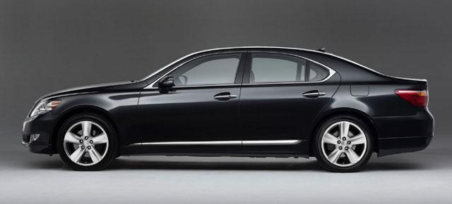 Lexus LS JD Power
