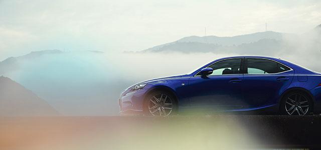 Lexus IS Beyond Magazine