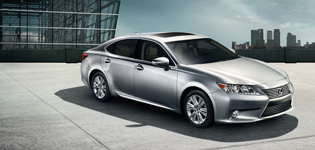 Lexus ES 300h China