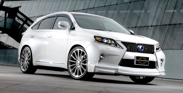 Lexus RX Wald International Executive Line