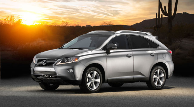 lexus usa has announced the 2015 lexus rx 350 rx 450h and the new