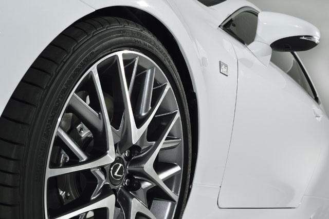 Lexus RC F SPORT Badge