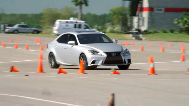 Lexus IS Autocross