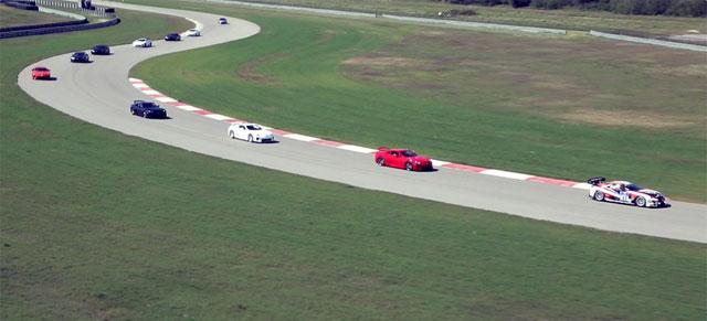 Lexus LFA Owner's Experience