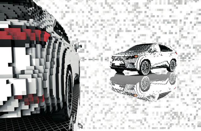 Anrealage Lexus RX
