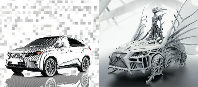 Lexus Fashion Toys
