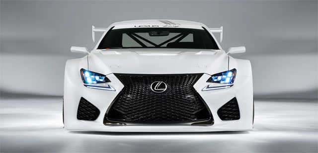Lexus RC F GT3 Racer